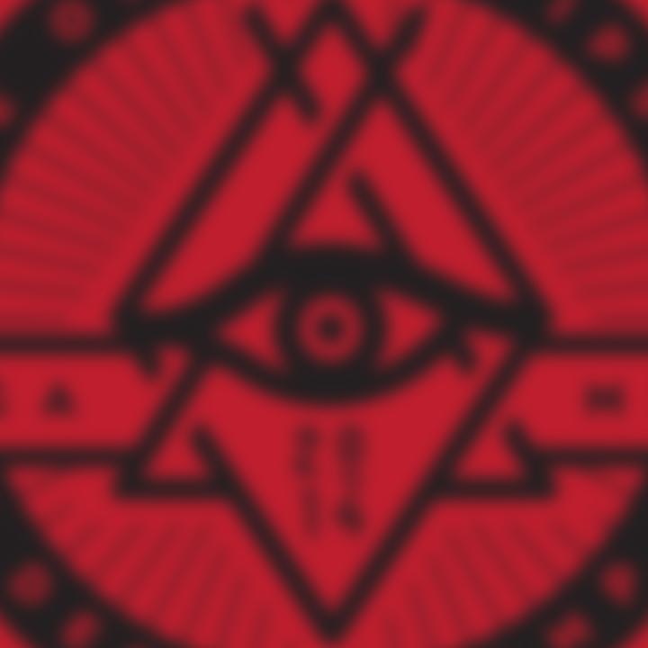 Close Up image of the AIGA Minnesota Design Camp 2014 Logo