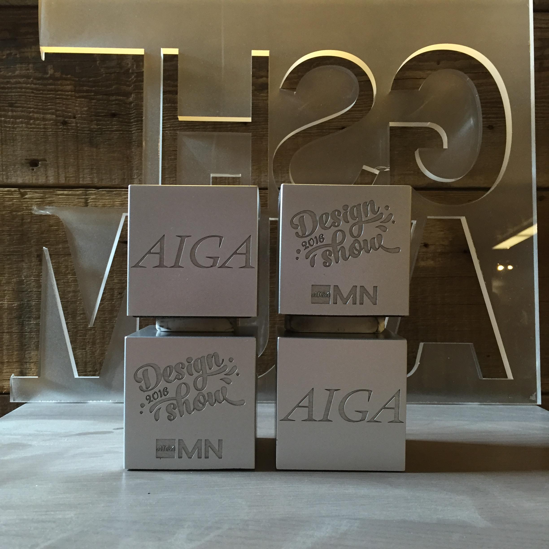 AIGA 2016 design show - imagehaus