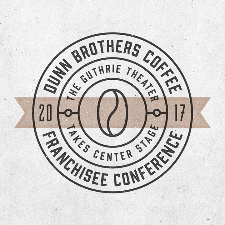 Dunn Brothers Coffee Franchisee Conference Symbol