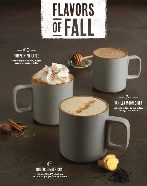 Dunn Brothers Coffee Flavors of Fall Promotion
