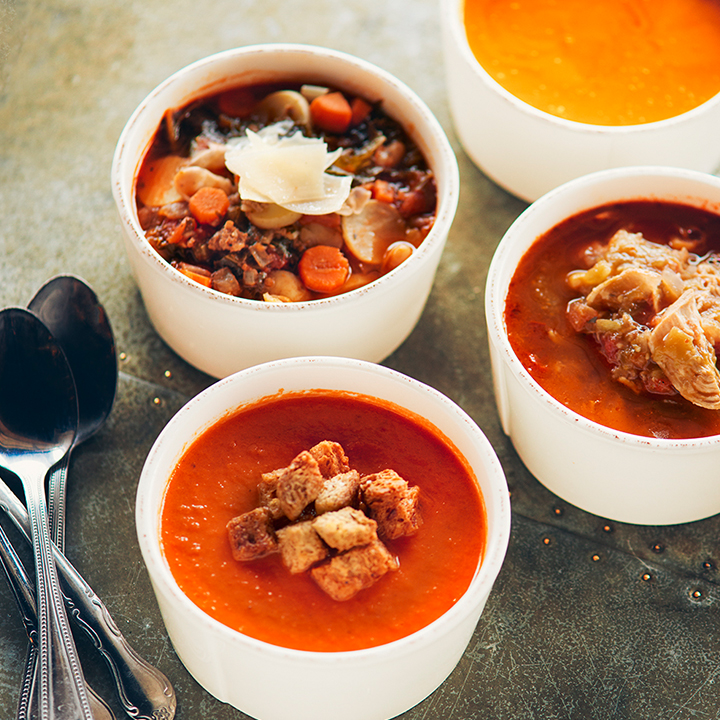 Photo of Soups