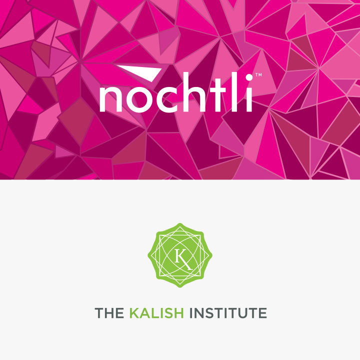 Nochtli and The Kalish Institute Logos