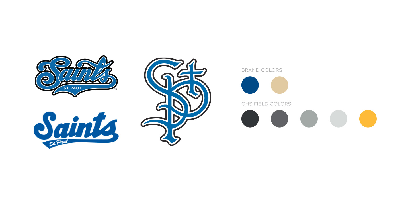 St. Paul Saints Previous Identity